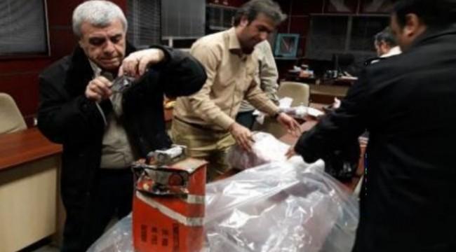 İran'da düşen jetin karakutuları çözüldü