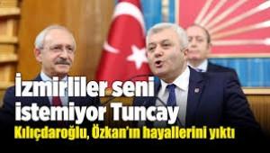 Seninle İzmir'i kaybederiz