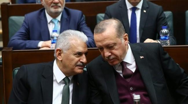 'AK Parti'nin İstanbul adayı yüzde 99 Binali Yıldırım'