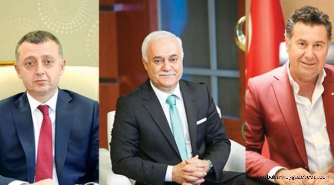 AKP 25 ilin adayını belirledi!