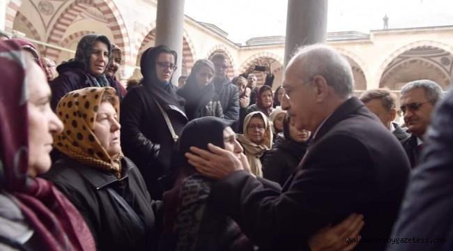 CHP'li Erdin Bircan sonsuzluğa uğurlandı