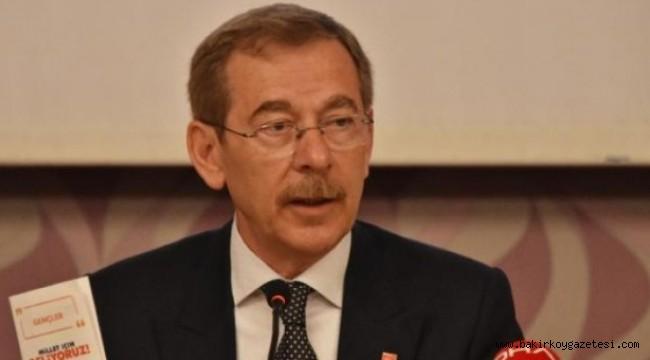Şener'den İstanbul adaylığı açıklaması