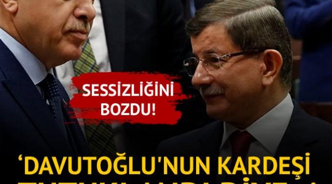 Ahmet Davutoğlu'ndan gündemi sarsacak sözler: Para ile adam tutup...