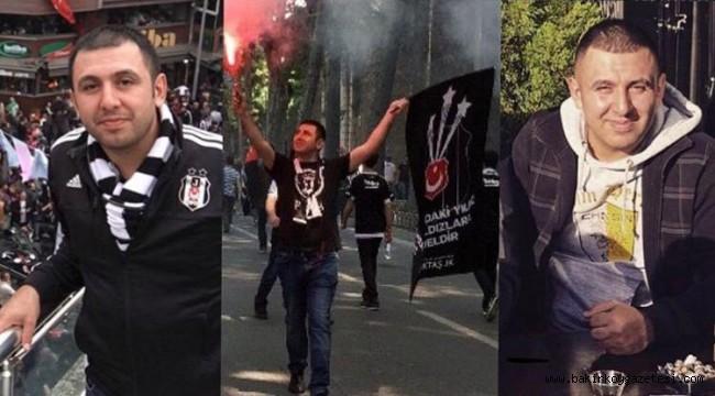 Beşiktaş Galatasaray derbisinde öldüren saldırı! Demir çubukla vurdular…