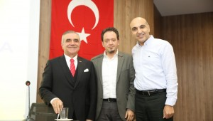 CHP 'li Başkan Dr. Kerimoğlu ''Siyaseten şaşırtıcı gelebilir ama Cumhurbaşkanını destekliyorum''