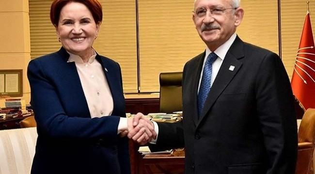 CHP ve İYİ Parti 21 Büyükşehir'de uzlaştı... İşte detaylar...
