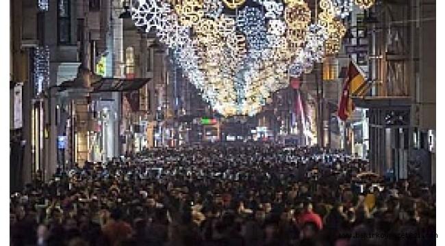 İstanbul'da yılbaşı kutlamaları iptal...