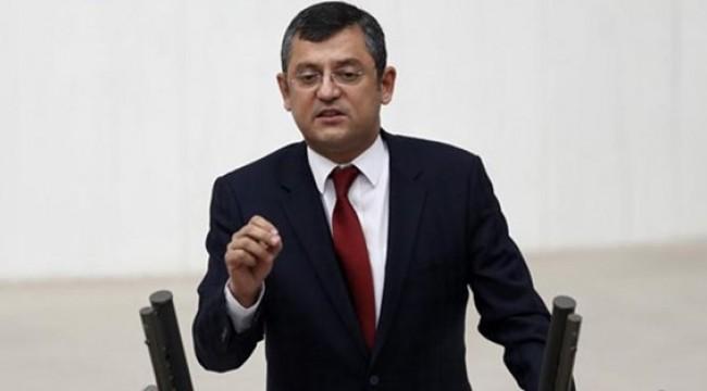Özgür Özel'den AKP'li vekillere tarihi cevap