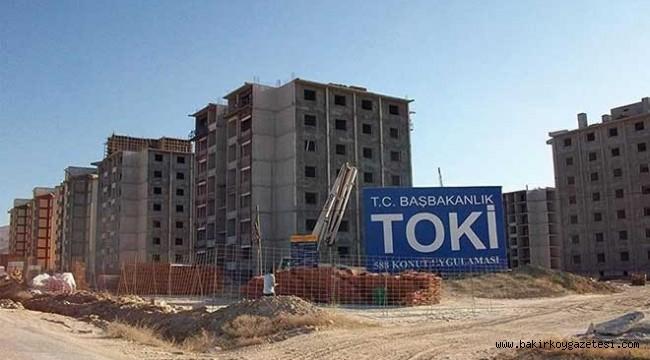 TOKİ bitiremediği projeler için günde 56 bin TL tazminat ödüyor