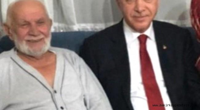 Cumhurbaşkanı Erdoğan'ı yasa boğan ölüm haberi!