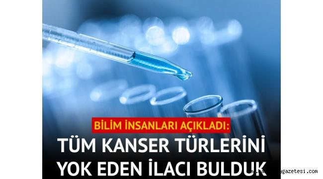 İsrailli bilim insanları: Kanseri yok eden ilacı bulduk!
