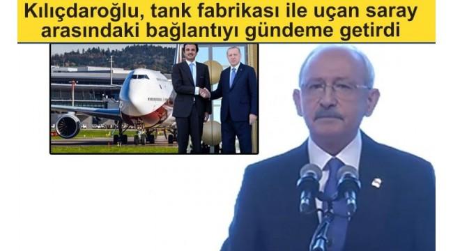 Kılıçdaroğlu'dan askeri fabrika satışı sorusu: