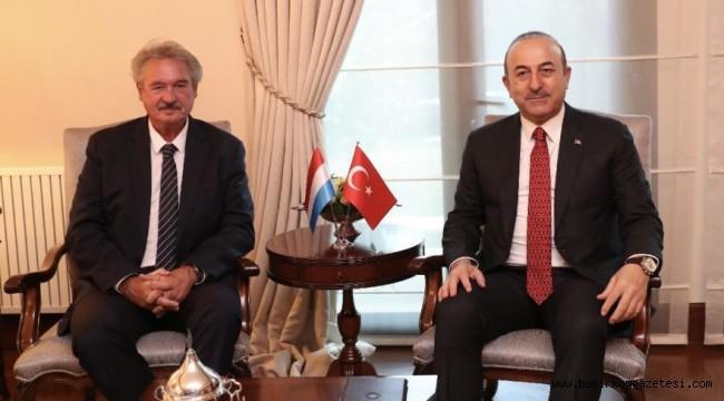 Son dakika… Çavuşoğlu'ndan Trump'ın skandal sözlerine yanıt