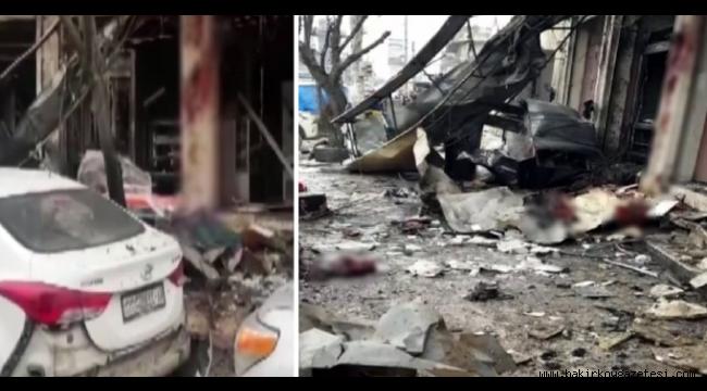 Son dakika! Münbiç'te patlama 16 ölü