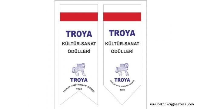 Bakırköy''de 26. Troya Kültür-Sanat Ödülleri Açıklandı