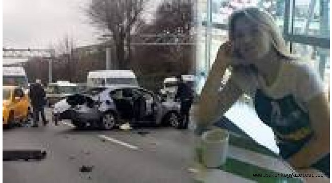 Bakırköy'deki trafik kazasına tutuklama
