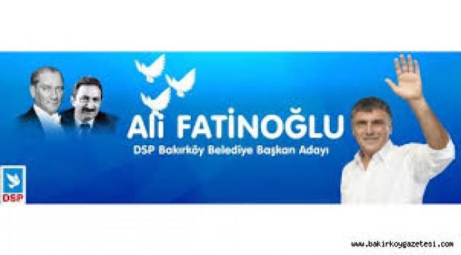 BAKIRKÖY DSP BELEDİYE MECLİS ÜYELERİ BELLİ OLDU!