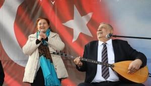 Bakırköy Kültür Merkezi ve Cemevi, Sabahat Akkiraz ve Arif Sağ konseriyle açıldı