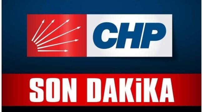CHP'DE BİR İLÇE DAHA İSTİFA ETTİ!