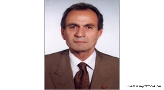 CHP 'li Halil Akyüz vefat etti!