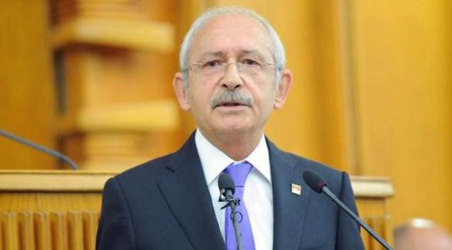 Kılıçdaroğlu CHP grup toplantısında konuşuyor