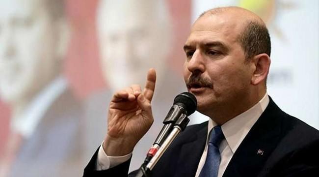 Soylu'dan tuhaf çağrı: Ankara büyükşehire Kılıçdaroğlu'nun adımını attırmayın