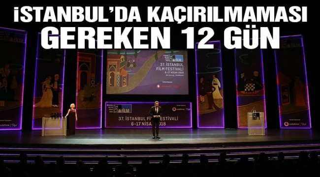 İstanbul Film Festivali'nin programı belli oldu! İşte, filmler, jüri üyeleri, salonlar…