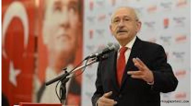 Kılıçdaroğlu: Bütün belediye başkan adaylarıma söylüyorum
