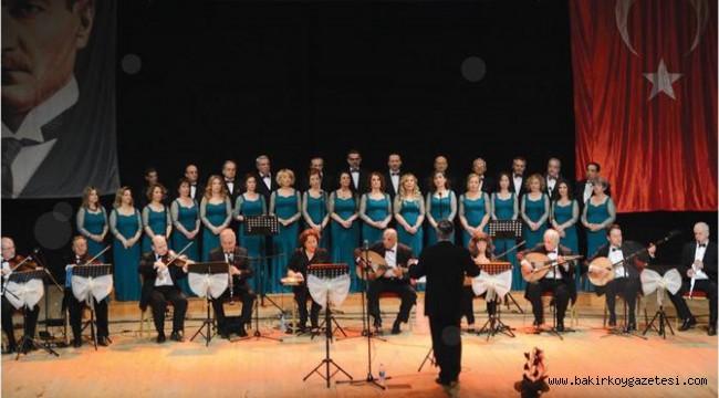 Leyla Gencer'de Türk Müziği Şöleni