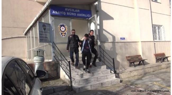Otel Zinciri Sahibi İş Adamının Oğlu Pantolon Çalarken Yakalandı