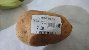 Tane tane anlattık! Bir domates 1,5 Lira, bir patates 2.3 Lira