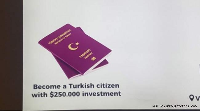Bir ülke böyle pazarlanır mı!