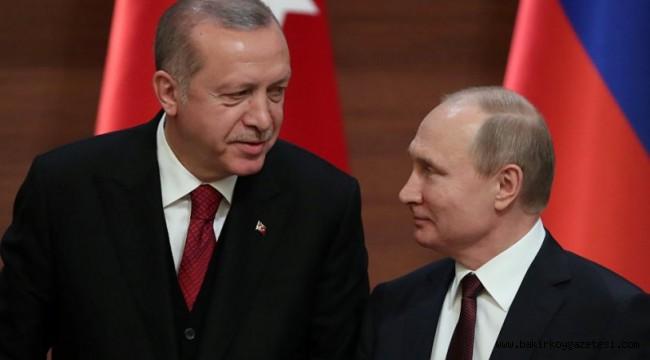 Erdoğan'dan Rusya'ya kritik ziyaret