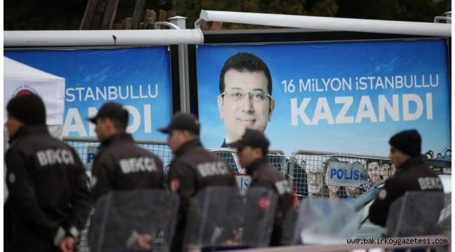 İstanbul seçim sonuçları: Maltepe'de sayım bitti gözler YSK'da