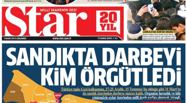 Tepki yağıyor! AKP kazanınca 'Milli İrade' CHP kazanınca 'darbe'