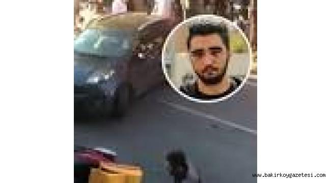 Bakırköy'de aracını vatandaşların üzerine sürmüştü! Kendini böyle savundu.