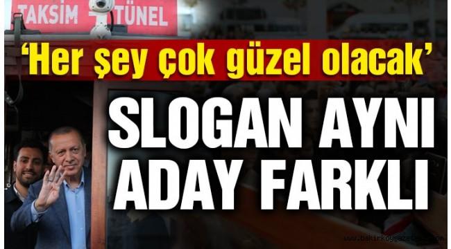 Başkan Erdoğan, İmamoğlu'ndan esinlendi!
