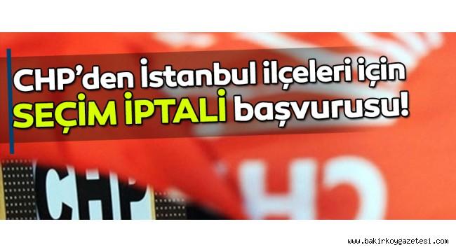 Son İstanbul İptal YSK Kararını emsal gösterdiler!