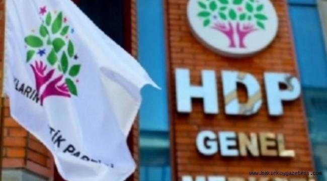 HDP İstanbul seçim stratejisini açıkladı: Parti yönetimi...