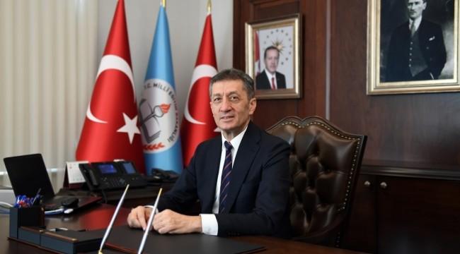 Milli Eğitim Bakanı Ziya Selçuk, Binali Yıldırım için oy istedi