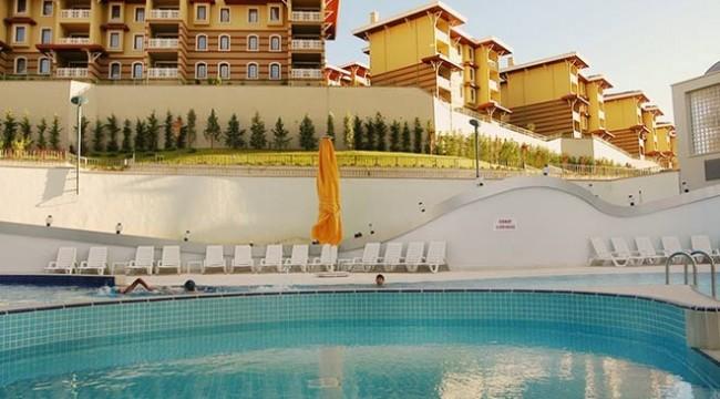 AKP'nin kamp yaptığı otelin altından skandal çıktı