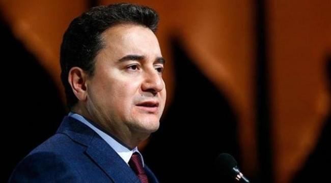 Ali Babacan'ın partisinin kurucularını açıkladı