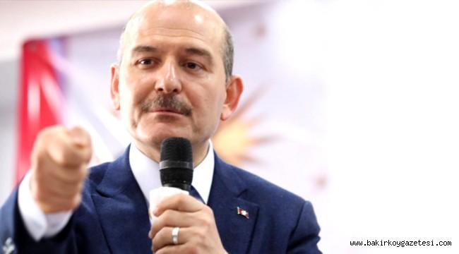 İçişleri Bakanı Süleyman Soylu'dan kendisiyle ilgili yazıya sert tepki: Suç duyurusunda bulunacağım