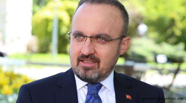 AKP'li Bülent Turan hakaret ederek bayramlaştı!