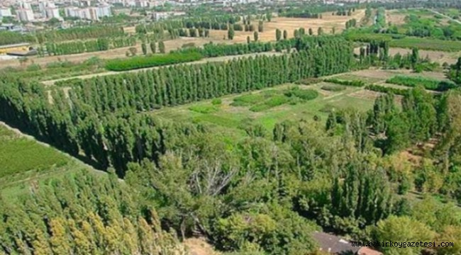Atatürk'ün şartlı bağışı Atatürk Çiftliği kurtuldu
