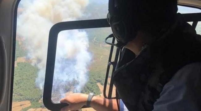 Bakanın sözlerini 20 yıllık söndürme pilotu yalanladı: 5 uçak kalkmaya hazır