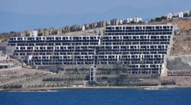 Bodrum'da mühürlenen residence ve otel  sahibini medyada kimler nasıl parlattı