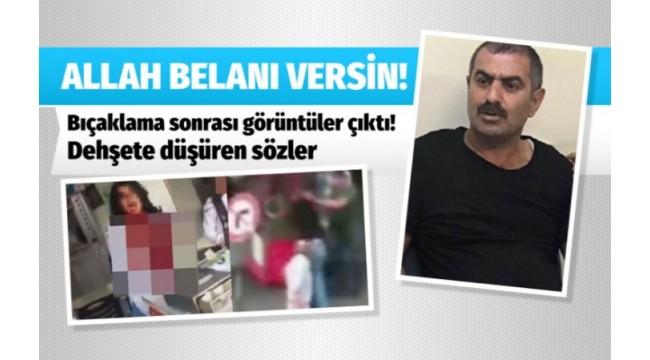 Emine Bulut videosu dehşete düşürmüştü kocasının ifadesi ortaya çıktı