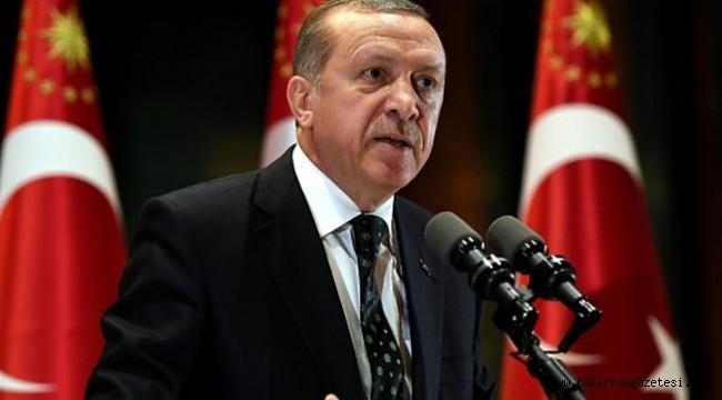 Erdoğan'dan Suriye çıkışı: Adımlarımızı çok yakında farklı bir aşamaya taşıyacağız