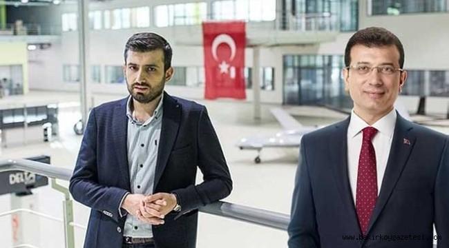 Erdoğan'ın damadı Selçuk Bayraktar, Ekrem İmamoğlu'ndan ne istedi?